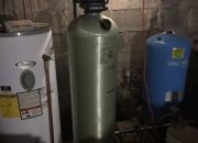 New Well Tank and Acid Water Neutralizer